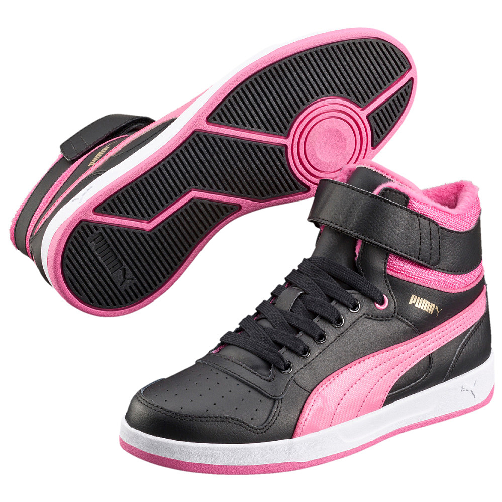 Schwarz Ile Damen Schuhe Pink Puma qc3Sj4ARL5