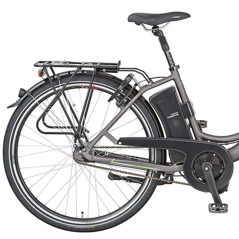e bike prophete navigator 3 0 e novation mittelmotor 36v damen 28 alu city ebay. Black Bedroom Furniture Sets. Home Design Ideas