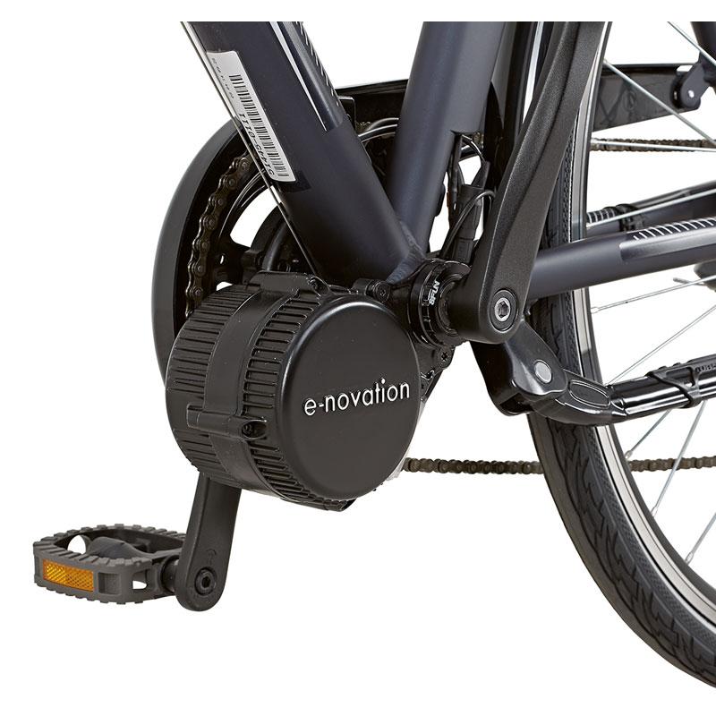e bike prophete navigator 3 0 mittelmotor e novation 36v herren 28 alu trekking ebay. Black Bedroom Furniture Sets. Home Design Ideas
