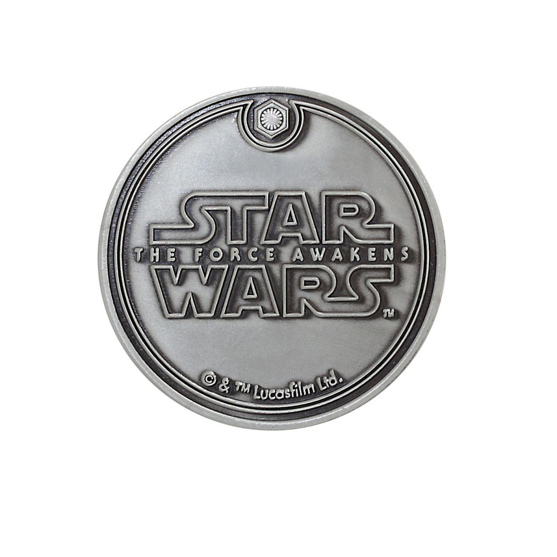 Star Wars Episode Vii Das Erwachen Der Macht Sammel Münzen Edition