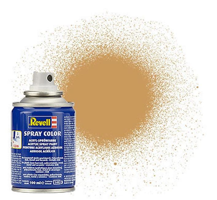 euro pro liter 34188 revell spray color acryl farbe ocker matt 100 ml ebay. Black Bedroom Furniture Sets. Home Design Ideas