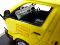 JC085 J collection 1:43 Toyota Hiace DHL 2007 MACAU