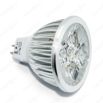 led spot mr16 gu 5 3 spot lampe leuchtmittel sparlampe 12 volt 4 5w ebay. Black Bedroom Furniture Sets. Home Design Ideas