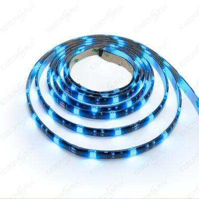 LED RGB Strip Streifen Set - 30 LEDs pro Meter mit Touch Fernbedienung