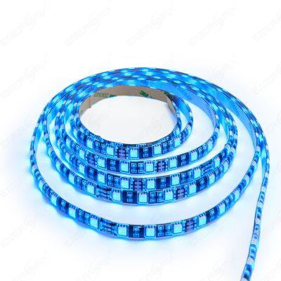 8m 10m 15m LED RGB Strip Streifen Set 60 LEDs pro Meter mit Touch Fernbedienung