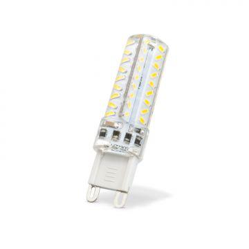 dimmbare led lampen 5 st ck 10 st ck g9 silikon leuchtmittel 3 w warm kaltwei. Black Bedroom Furniture Sets. Home Design Ideas