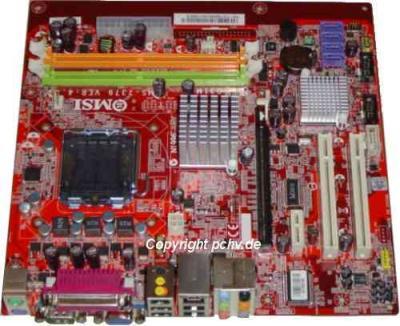 Назва msi ms 7379 ms 7379 so775 g31m 7 1 audio pci expres lan
