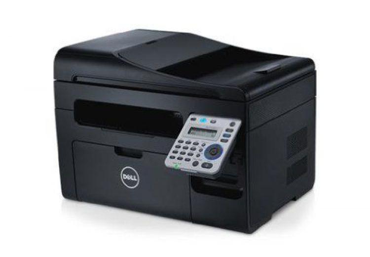 dell laserdrucker b1165nfw multifuktionsdrucker s w drucker fax scanner kopierer. Black Bedroom Furniture Sets. Home Design Ideas
