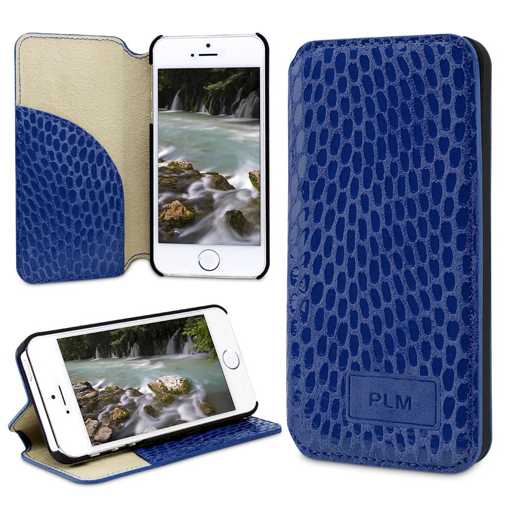 apple iphone 5s 5 leder book case h lle tasche cover etui. Black Bedroom Furniture Sets. Home Design Ideas