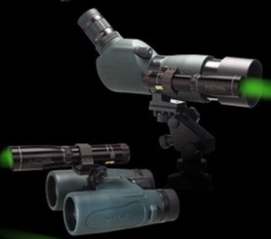 Laser Genetics Lampe ND 3 Subzero Taschenlampe für Such- und Rettungseinsätze