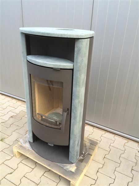 kamin kaminofen ofen thermia barcelona v3 naturstein 2 wahl 7kw ebay. Black Bedroom Furniture Sets. Home Design Ideas