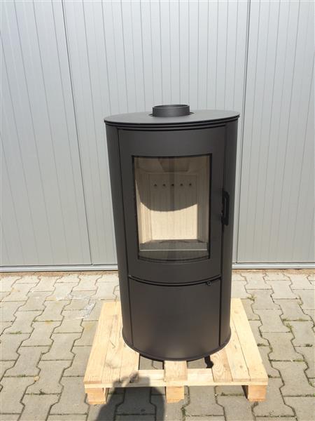 kaminofen ofen schwedenofen werkstattofen k1 kamin 2 wahl 8kw ebay. Black Bedroom Furniture Sets. Home Design Ideas
