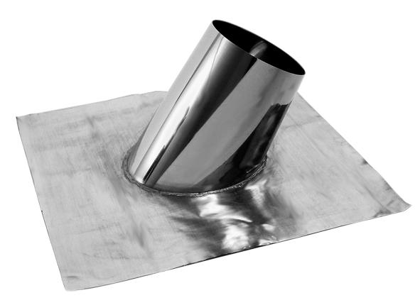 edelstahlschornstein schornstein dachdurchf hrung edelstahl kamin ofen schlot ebay. Black Bedroom Furniture Sets. Home Design Ideas