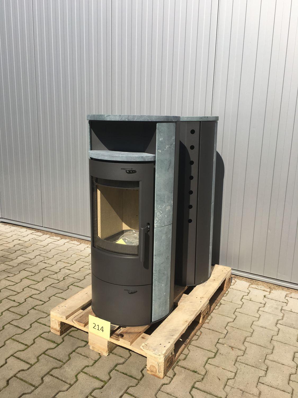 thermia kaminofen m nchen v3 gussgrau naturstein 2 wahl ofen dauerbrand ebay. Black Bedroom Furniture Sets. Home Design Ideas