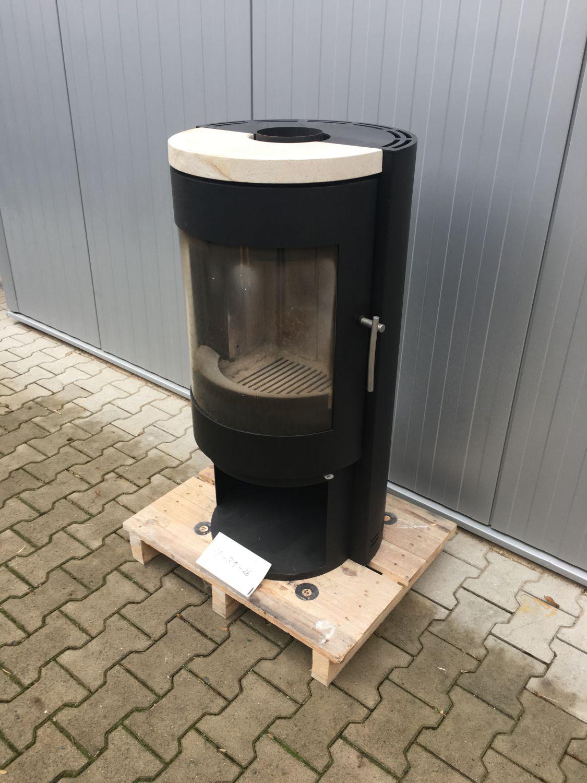 h m heizofen r1 schwarz sandstein kaminofen kamin ofen gebrannt 10 r1 26 ebay. Black Bedroom Furniture Sets. Home Design Ideas