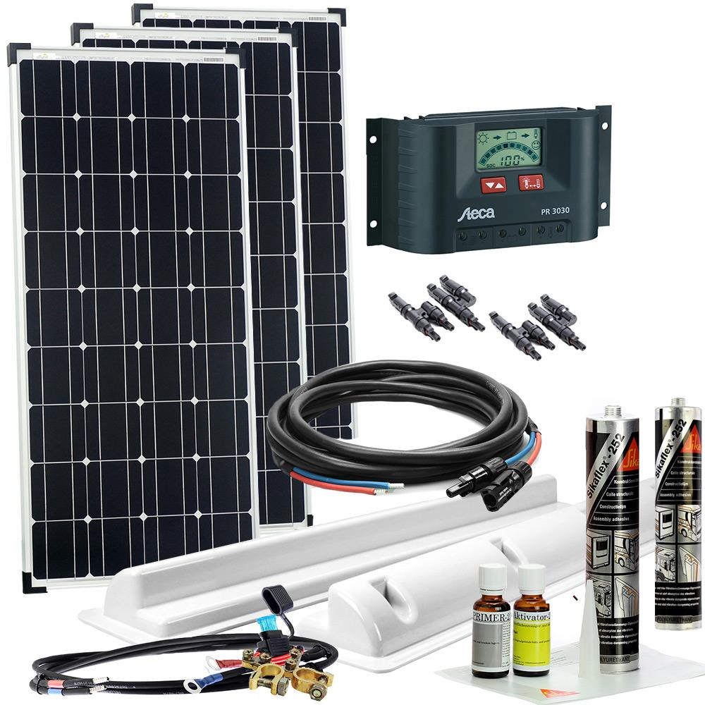 Solaranlagen fur wohnwagen