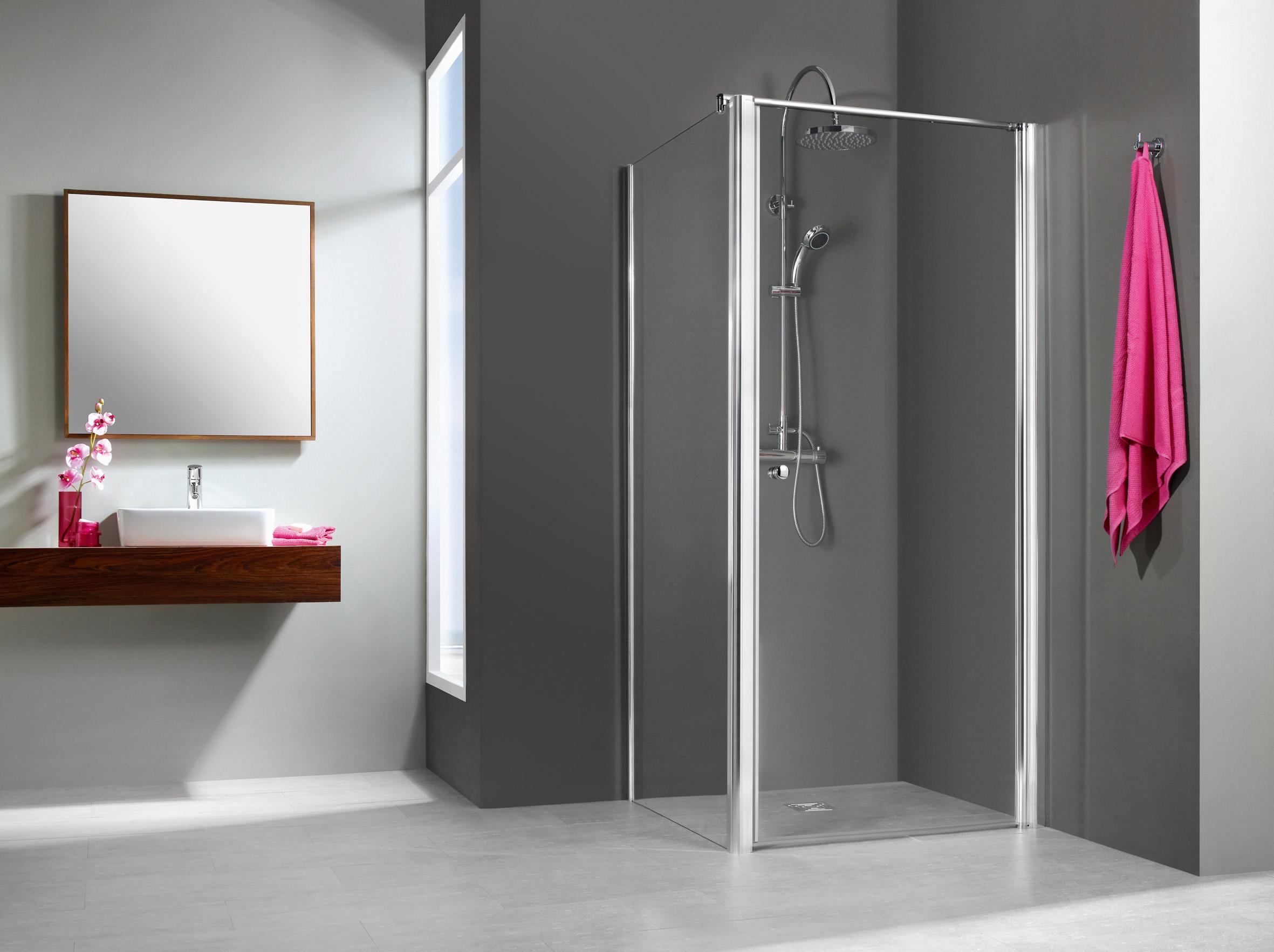 duschkabine dusche elana dreh schwingt r seitenwand 90x90x200. Black Bedroom Furniture Sets. Home Design Ideas