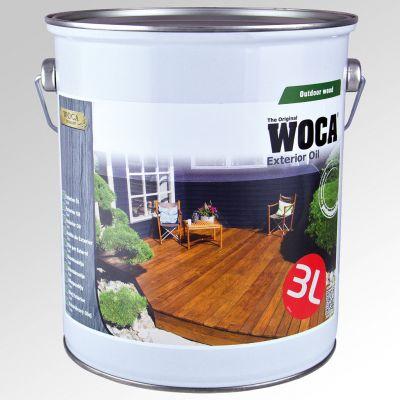 woca exterior oil l natur 3 liter terrassen l. Black Bedroom Furniture Sets. Home Design Ideas