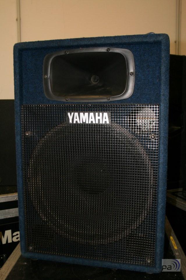 yamaha ps 115 aktiv lautsprecher gebraucht ebay. Black Bedroom Furniture Sets. Home Design Ideas