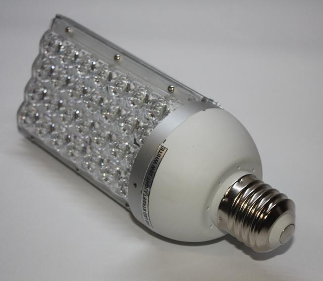 e40 led leuchtmittel stra enlampe stra enlaterne 28x1w hqi ersatz 250w neu ebay. Black Bedroom Furniture Sets. Home Design Ideas