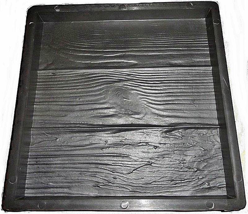 schalungsform gie form f r beton terrassen platten. Black Bedroom Furniture Sets. Home Design Ideas