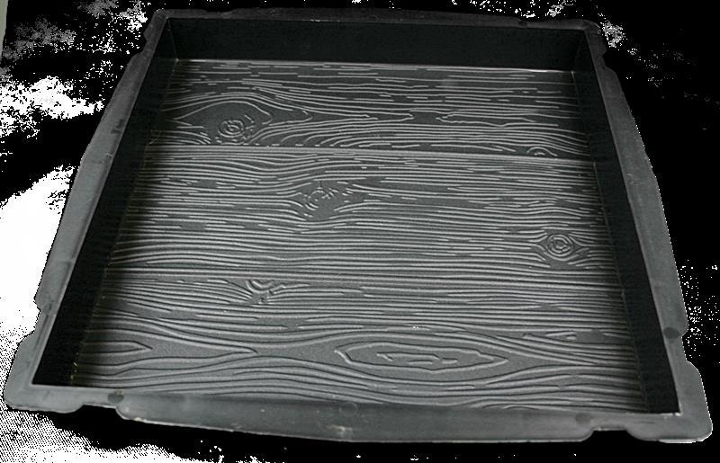 terrassenplatten kunststoff holzoptik. Black Bedroom Furniture Sets. Home Design Ideas