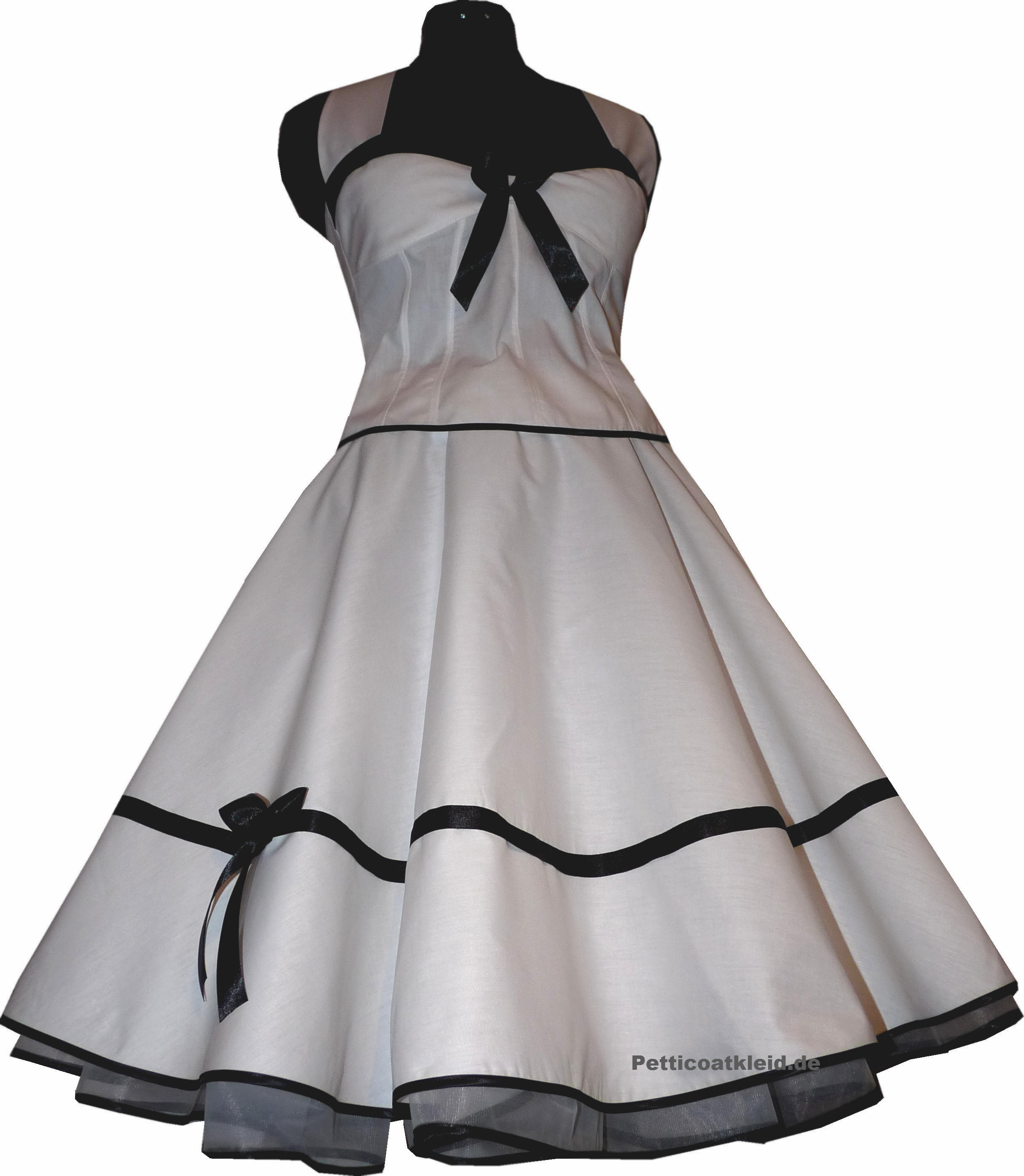 festliches 50er jahre braut petticoat kleid zur hochzeit farbe w hlbar ebay. Black Bedroom Furniture Sets. Home Design Ideas