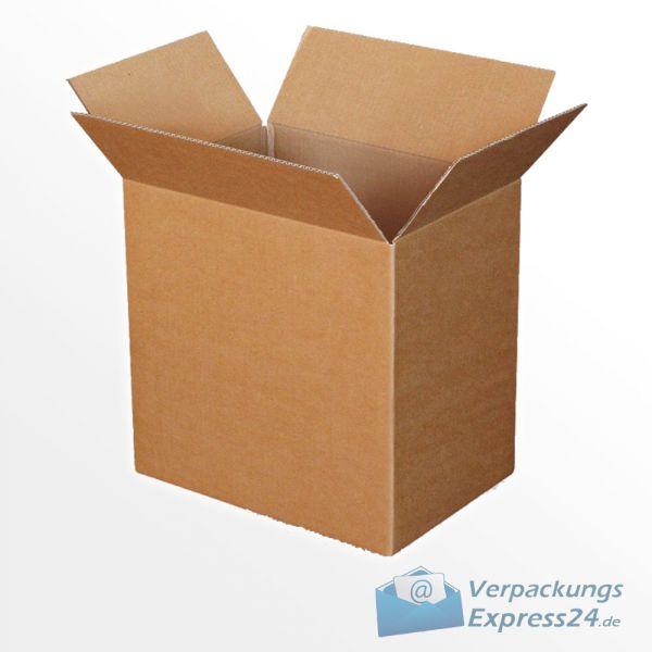 100 faltkartons verpackung 590 x 290 x 140mm versand karton schachtel pappkarton ebay. Black Bedroom Furniture Sets. Home Design Ideas