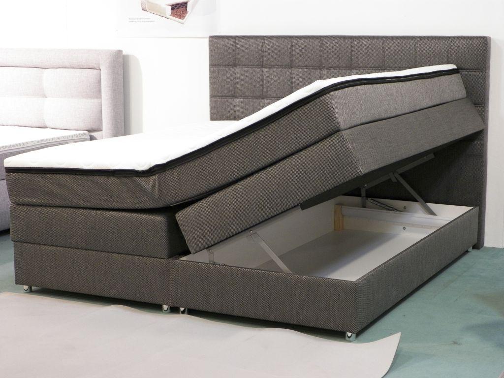 Boxspringbett Hotelbett mit Bettkasten Taschenfederkern 180x200 Bpp9702*  eBay