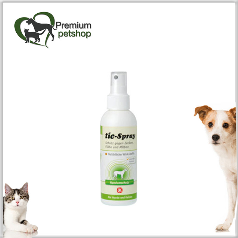 anibio tic spray 150ml f r hunde katzen 100. Black Bedroom Furniture Sets. Home Design Ideas
