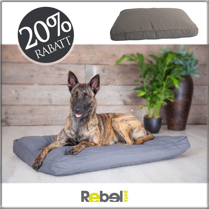 rebel petz basic hundematratze hundekissen hundebett matte. Black Bedroom Furniture Sets. Home Design Ideas