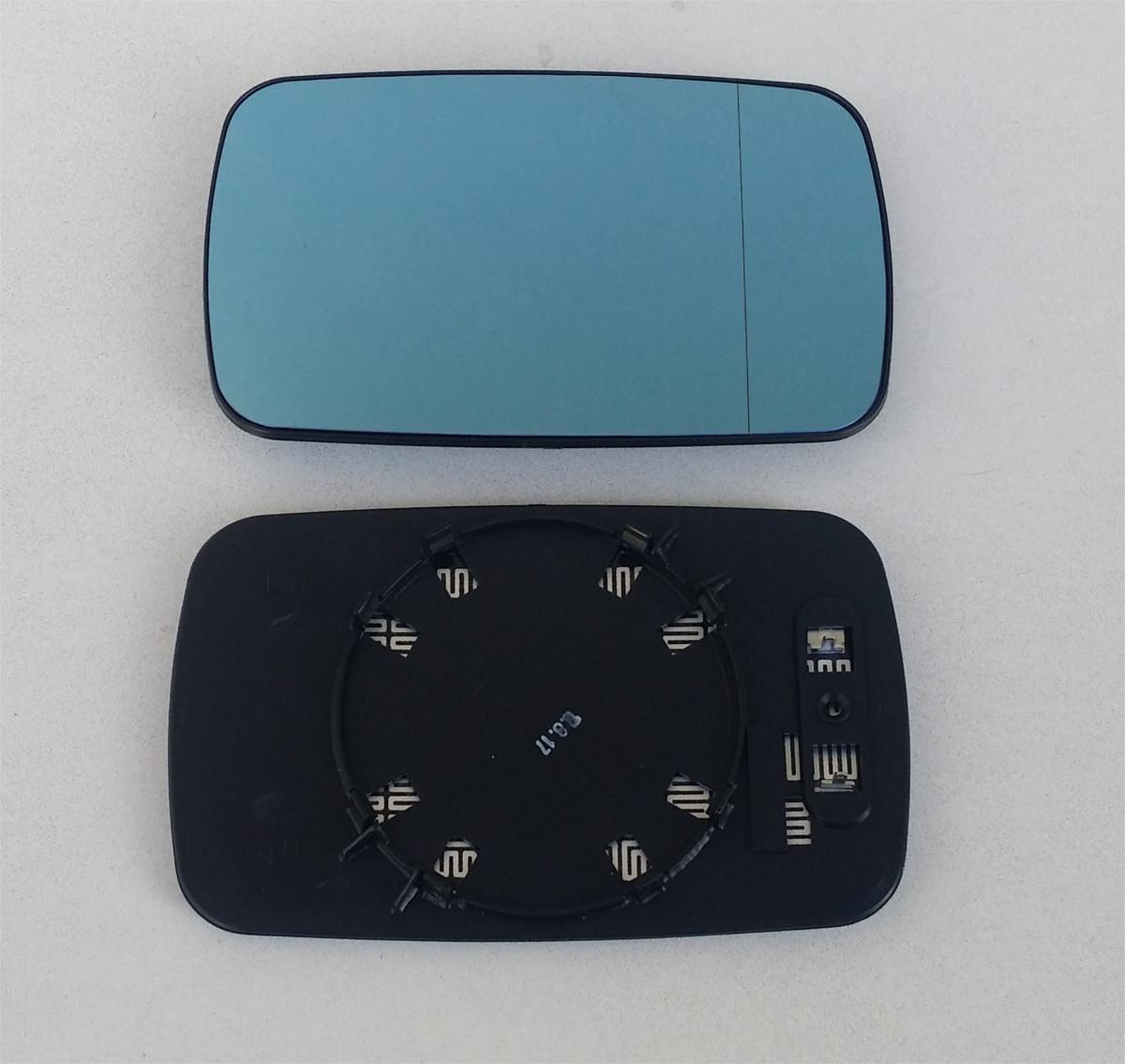 bmw 3er e46 e 46 spiegelglas spiegel glas beheizbar rechts. Black Bedroom Furniture Sets. Home Design Ideas