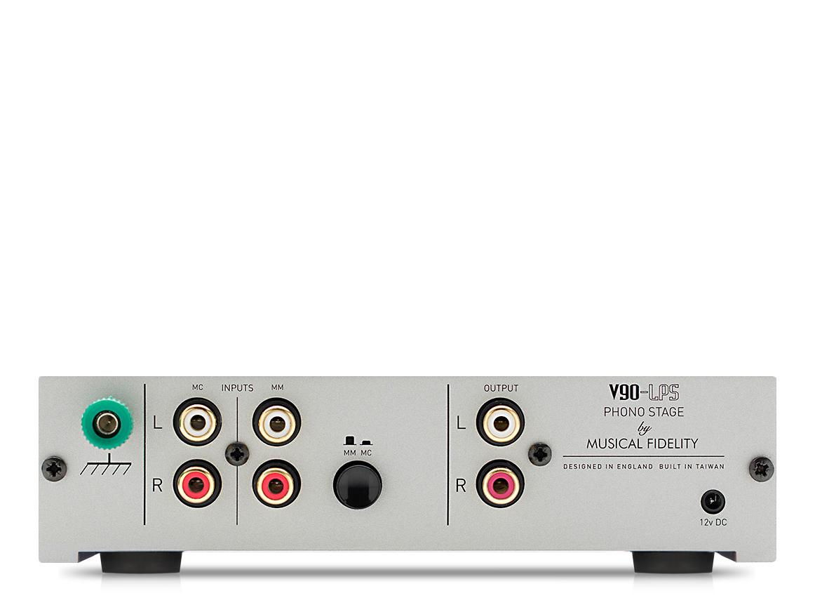 Musical Fidelity V90-LPS MM / MC-Phonovorverstärker Phono ...