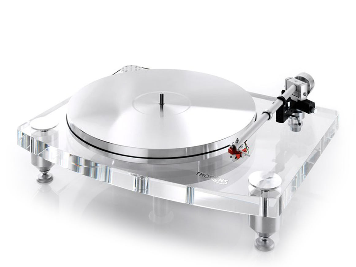 thorens td 2015 acryl high end plattenspieler turntable ebay. Black Bedroom Furniture Sets. Home Design Ideas