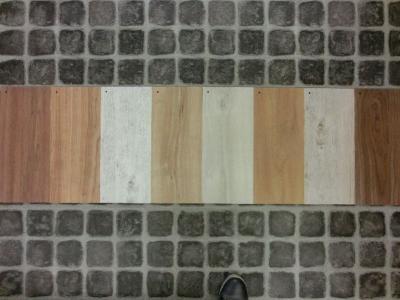 powerline pvc klick planken in 8 farben klick pvc ebay. Black Bedroom Furniture Sets. Home Design Ideas