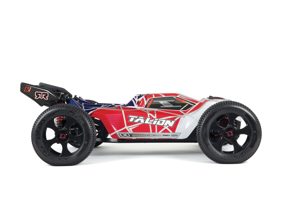 ar106003 arrma talion 6s truggy 1 8 4wd rtr rot brushless. Black Bedroom Furniture Sets. Home Design Ideas
