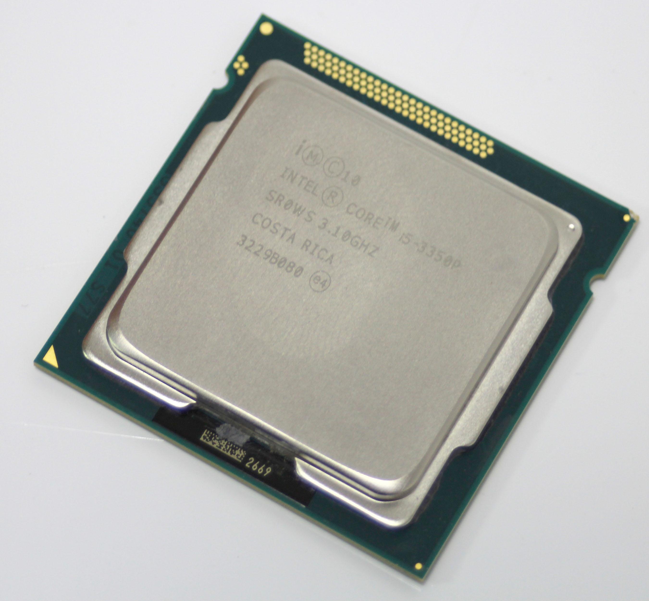 intel core i5 3350p 3 1 ghz processor fc lga1155 cpu prozessor ebay. Black Bedroom Furniture Sets. Home Design Ideas