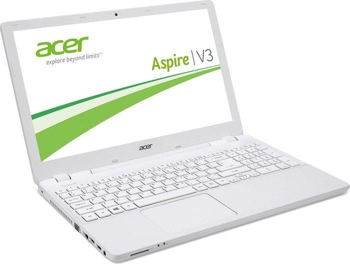notebook acer aspire v3 572g 515d wei 15 6 zoll matt 1tb. Black Bedroom Furniture Sets. Home Design Ideas