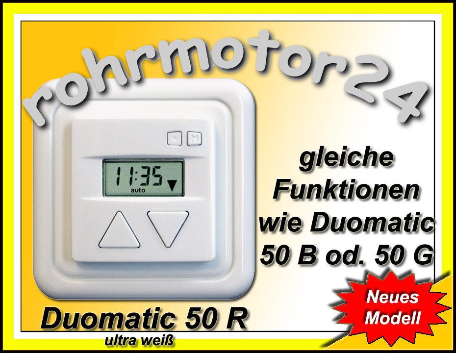 Zeitschaltuhr-DUOMATIC-50-R-inprojal-f-Rolladen-Rollo