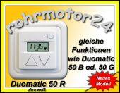 Zeitschaltuhr DUOMATIC 50 R inprojal f. Rolladen Rollo