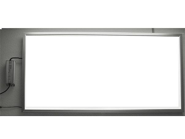 led panel 1200 x 600 neutralwei oder kaltwei wei er. Black Bedroom Furniture Sets. Home Design Ideas