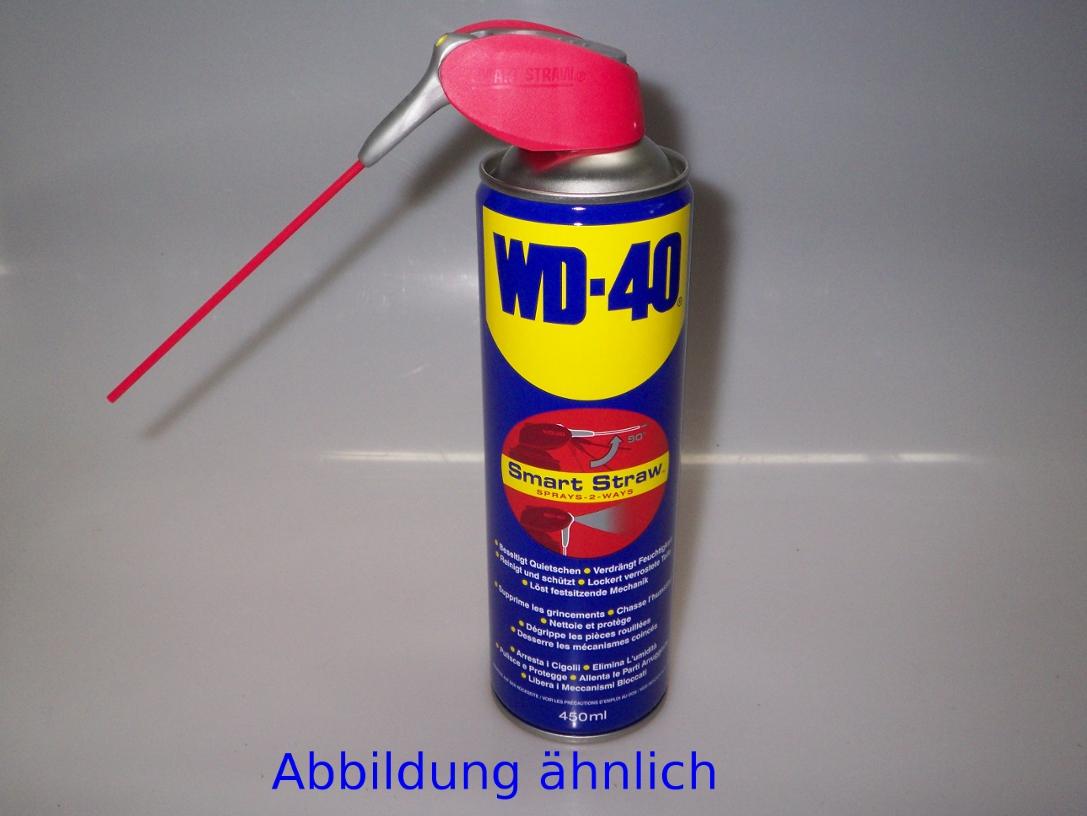 wd 40 spray 450 ml lspray schmiermittel l spray spr h. Black Bedroom Furniture Sets. Home Design Ideas