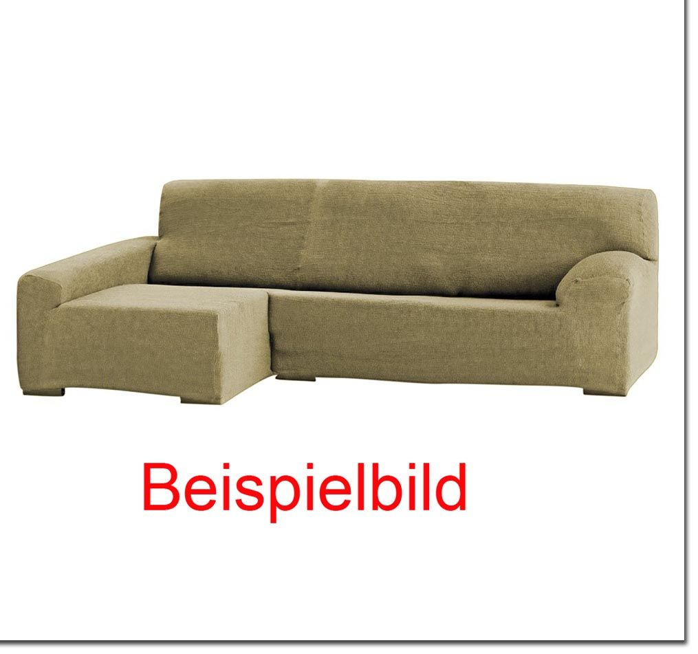 eysa sofa berwurf 240cm beige sofa berwurf chaiselongue. Black Bedroom Furniture Sets. Home Design Ideas