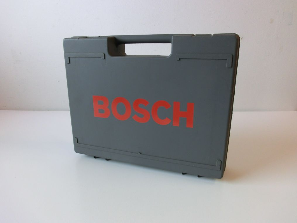 bosch transportkoffer koffer f r gsr 12 ve 2 akkuschrauber 42 x 34 x 10 cm ebay. Black Bedroom Furniture Sets. Home Design Ideas