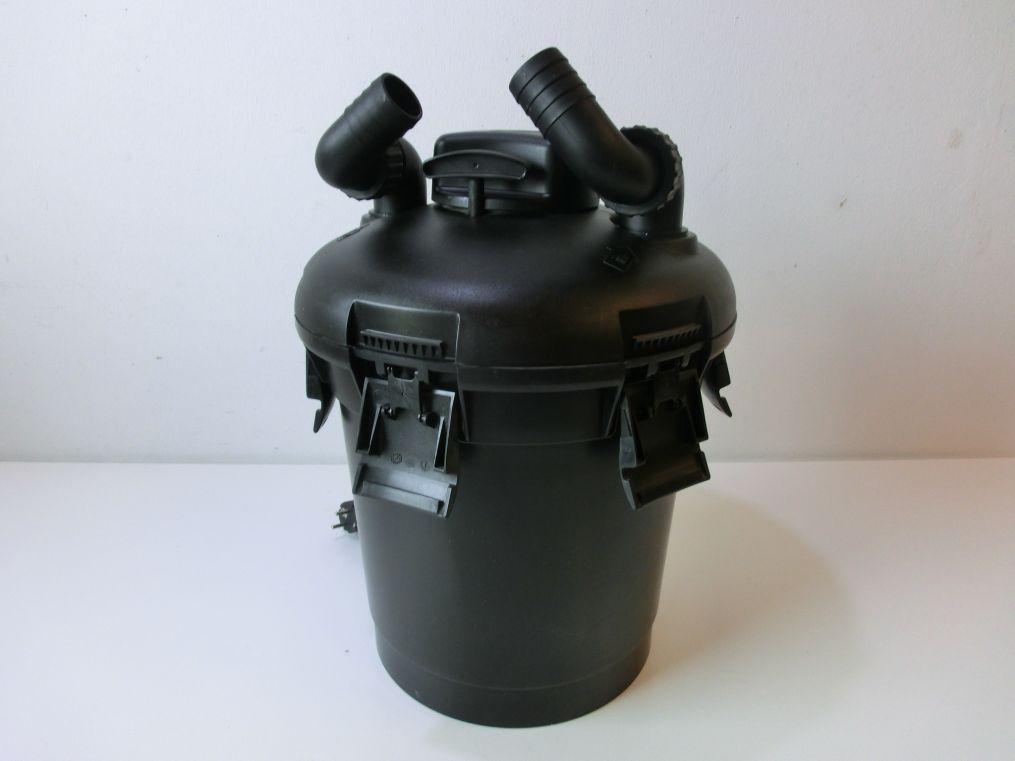 druckfilter teich filter pontec pondo press 10000 ohne pumpe teichfilter uvc 9 ebay. Black Bedroom Furniture Sets. Home Design Ideas