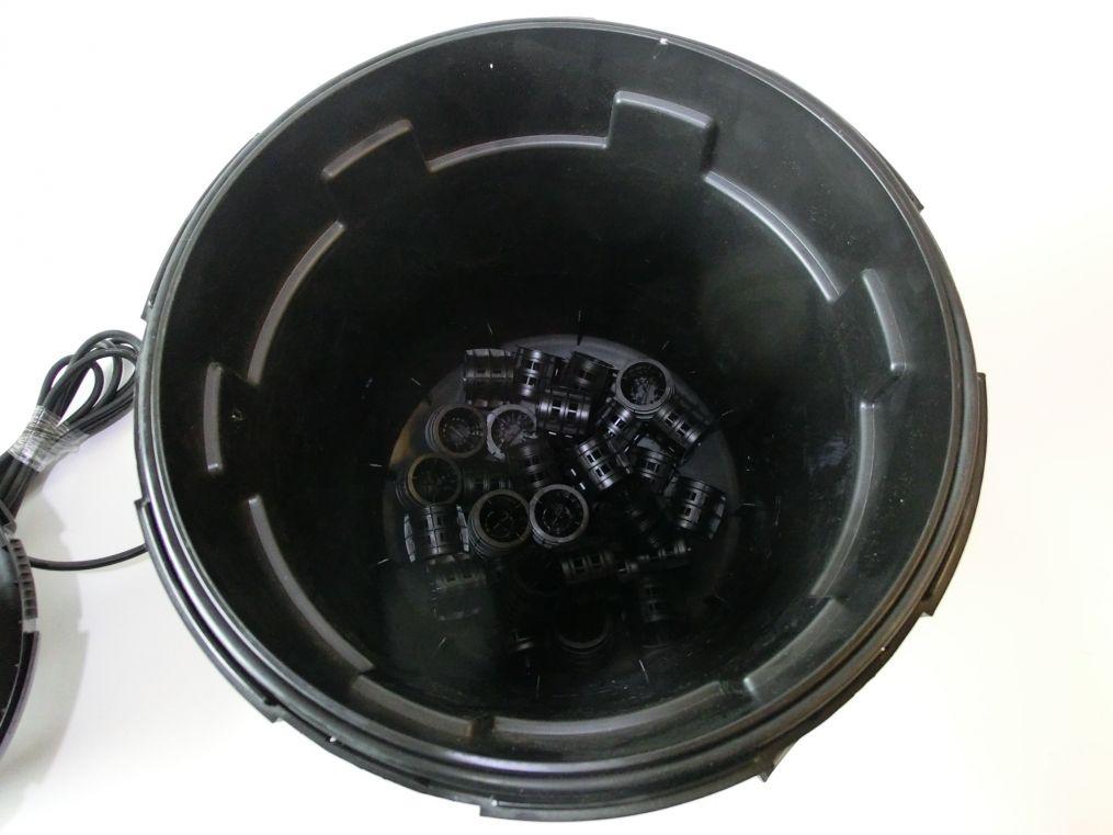 Druckfilter Teich Filter Pontec Pondo Press 10000 OHNE PUMPE Teichfilter UVC 9 eBay ~ 01175401_Gartenteich Ohne Pumpe Und Filter