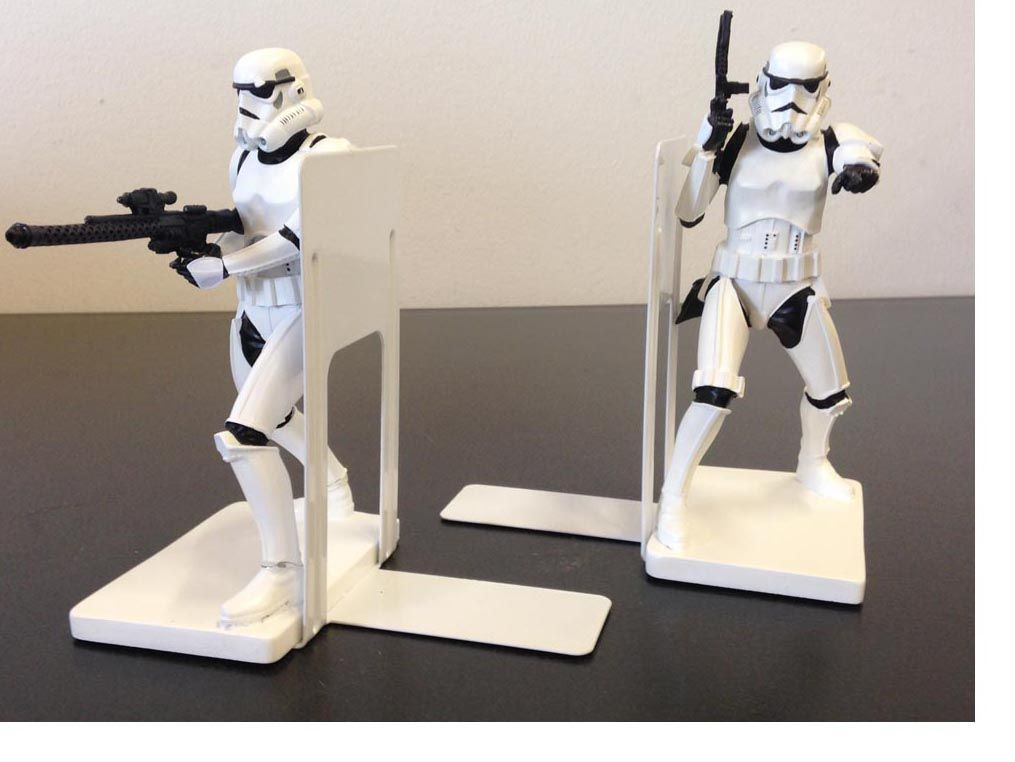 star wars storm troopers fehler buchst tzen 2er set st tze. Black Bedroom Furniture Sets. Home Design Ideas