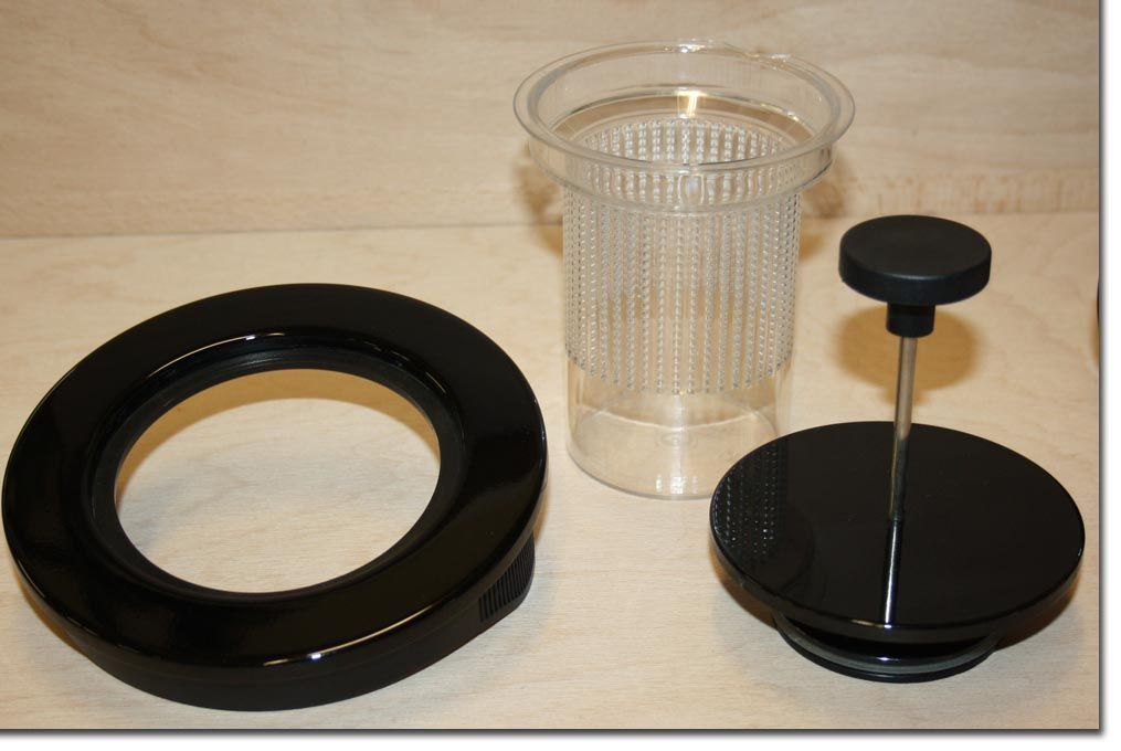 bodum eileen teebereiter 1 5l teekanne teekocher tee kanne bereiter glaskanne ebay. Black Bedroom Furniture Sets. Home Design Ideas