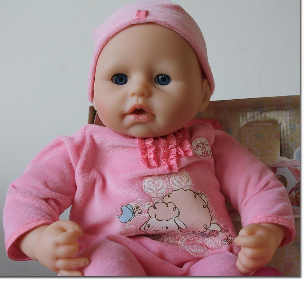 Zapf Baby Annabell Doll Babypuppe und Zubehör Spielpuppe ...