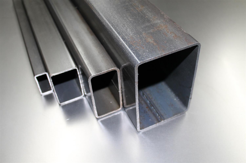 Vierkantrohr Quadratrohr Stahl Profilrohr Stahlrohr 70x70x3 bis 1000mm